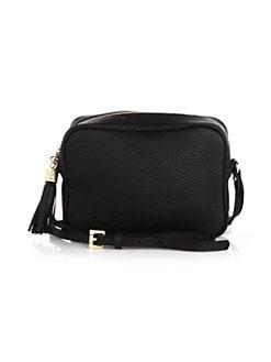 50148239b0 QUICK VIEW. Gigi New York. Madison Pebbled Leather Crossbody Bag