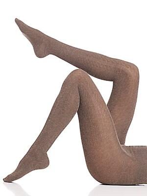 1933210ec Wolford - Velvet 66 Leg Support Shaping Black Out Tights - saks.com