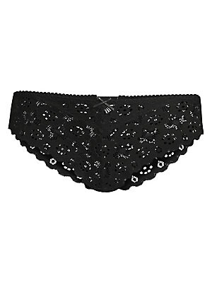 b1035ddcf3 Fleur du Mal - Crochet Lace Hipster Brief