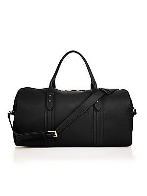 ca89503e21 hook + ALBERT - Gen 2 Twill Garment Weekender Bag - saks.com
