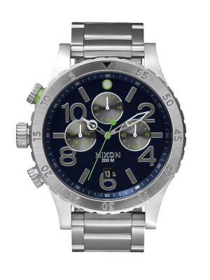 Nixon 48-20 Chronograph Watch
