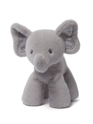 Medium Bubbles Plush Elephant by Gund