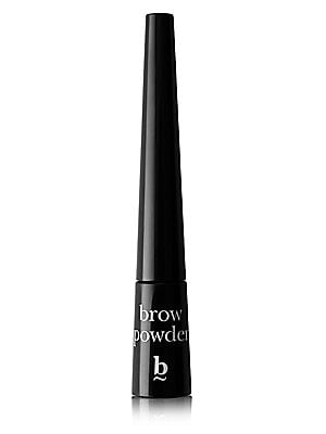 Image of An alternative to pencils. It comes with a sponge applicator to dab on brows to darken and fill gaps, easy to blend. Can also be doubled as an eyeliner, perfect for smoky eyes. Lasts for up to 6 hours. 0.025 oz. Imported. Cosmetics - Beauty Accents. BBrow