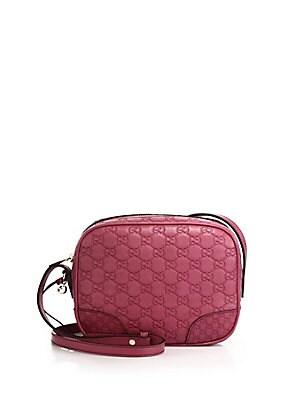 f48dfb81b417 Gucci - Bree Guccissima Mini Leather Disco Bag - saks.com
