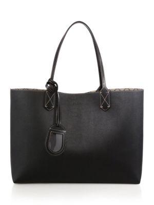 c35ade330 Gucci - Medium Reversible Leather Tote - saks.com