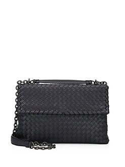 Olimpia Medium Intrecciato Leather Shoulder Bag ROCK. QUICK VIEW. Product  image. QUICK VIEW. Bottega Veneta 5766a64c5b