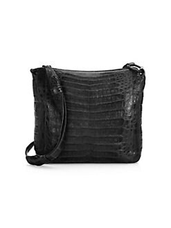 429af0a4b987 Product image. QUICK VIEW. Nancy Gonzalez. Small Crocodile Crossbody Bag