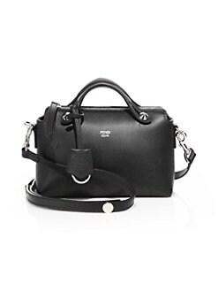cc4ef650642419 Product image. QUICK VIEW. Fendi. Mini By The Way Leather Satchel