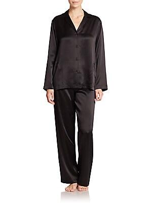 a67fd579b1 La Perla - Silk Pajamas - saks.com
