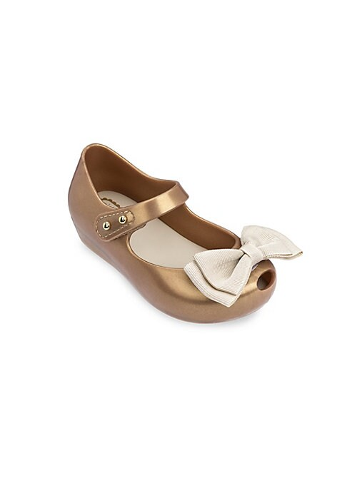 Babys  Toddlers Ultragirl Bow Mary Jane Flats