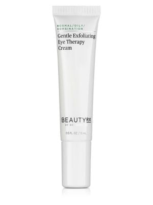 Image of This innovative glycolic eye cream is uniquely formulated to effectively exfoliate the delicate eye area without any redness, downtime or irritation. It also deeply hydrates to deliver brighter skin and diminishes the look of fine lines and dark circles.