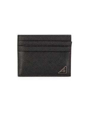 Prada Saffiano Cuir Bicolor Card Case