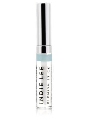 Image of Banish blemishes on the go with this fast acting, acne spot treatment. A simple and clear formula quickly produces sizably smaller spots and reduces redness to quickly heal pores. 0.33 oz. Made in USA.