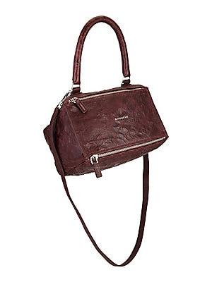 Givenchy - Pandora Medium Pepe Leather Shoulder Bag - saks.com 449d1d2de627b