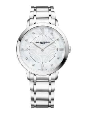 Classima 10225 Stainless Steel Bracelet Watch