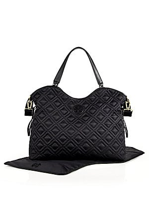 d419b26e650 Tory Burch - Marion Quilted Nylon Baby Bag - saks.com