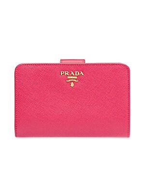 c8bbc01b Prada Wallet   saks.com