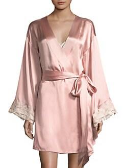 Silk Robe.  384.00 · Maison Robe POWDER PINK. QUICK VIEW. Product image ef48507e0