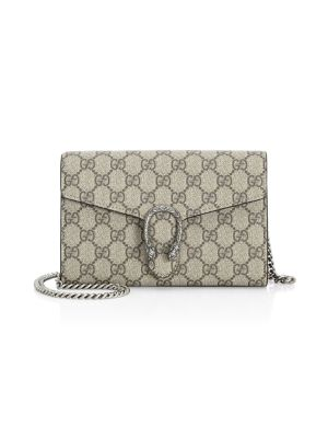 a55bea49586a Gucci - Marmont Leather Zip-Around Wallet - saks.com