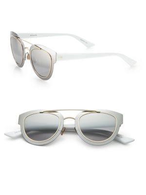 Chromic 47MM Cat's-Eye Sunglasses