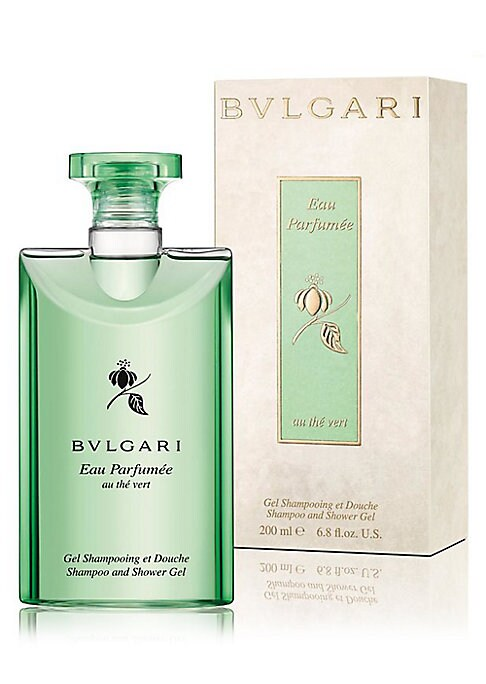 Image of The idea of tea-its aromatic nuances, its refreshing, revitalizing power-inspired the creation of this radiant, revolutionary fragrance: Eau Parfumee au the vert. Men are magnetized by its green, leafy energy. Women love its petal-like delicacy. Offered i