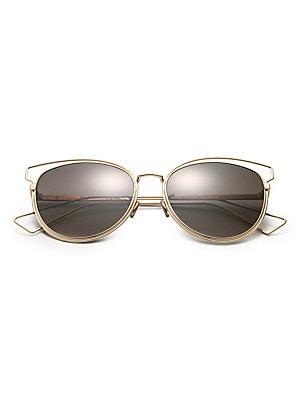 2a13bda8c52 Dior - Sideral Cat s-Eye 56MM Sunglasses - saks.com