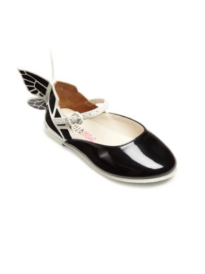 Toddlers  Kids Chiara Butterfly Mini Patent Leather Shoes