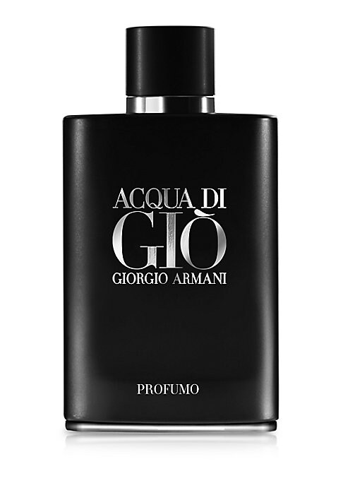 Image of Profumo by Giorgio Armani is the depth and intensity of the Mediterranean Sea. It is sophisticated and intensely masculine, an ode to freshness as sea meets rock. It combines mineral marine notes with the intensity of frankincense and the seductiveness of