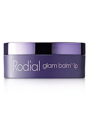 Image of A rose flavored plumping lip balm with stemcell technology, instantly hydrates and smoothes lips. 0.35 oz. Made in UK. Cosmetics - Treatment Brand. Rodial.