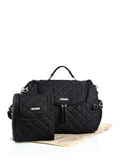 136ce07de5eb Storksak. Poppy 3-Piece Convertible Backpack Diaper Bag