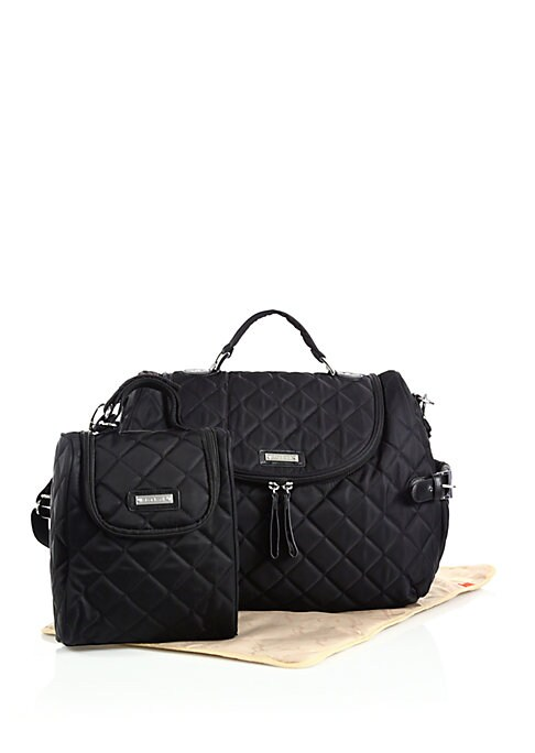 195 Poppy Three Piece Convertible Backpack Diaper Bag