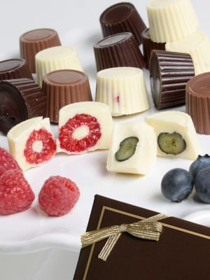 Berry Belgian Chocolates