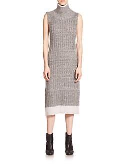 Rag & Bone - Makenna Turtleneck Dress