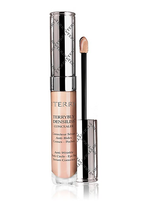 Image of An utter phenomenon of targeted wrinkle reparation bolstered by Densiliss? technology, this undereye concealer blends the age-correcting and firming benefits of Mimetic Factor with the youthful camouflage of the Flawless Time-Control soft focus complex. T