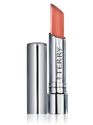 "Image of A pure concentrate of hyaluronic acid, this melt-in lipstick balm moisturizes, fills in wrinkles and fine lines, boosts volume, smoothes and protects the lips in a ""plumping glossy"" colored veil. Made in Italy."