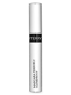 Image of Dare the dive! The best selling Mascara Terrybly in waterproof version with volume and length booster! 0.28 oz. Made in Italy. Cosmetics - By Terry > Saks Fifth Avenue. By Terry. Color: Black.