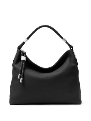 Skorpios Leather Hobo Bag by Michael Kors Collection