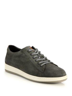 Barlow Suede Sneakers