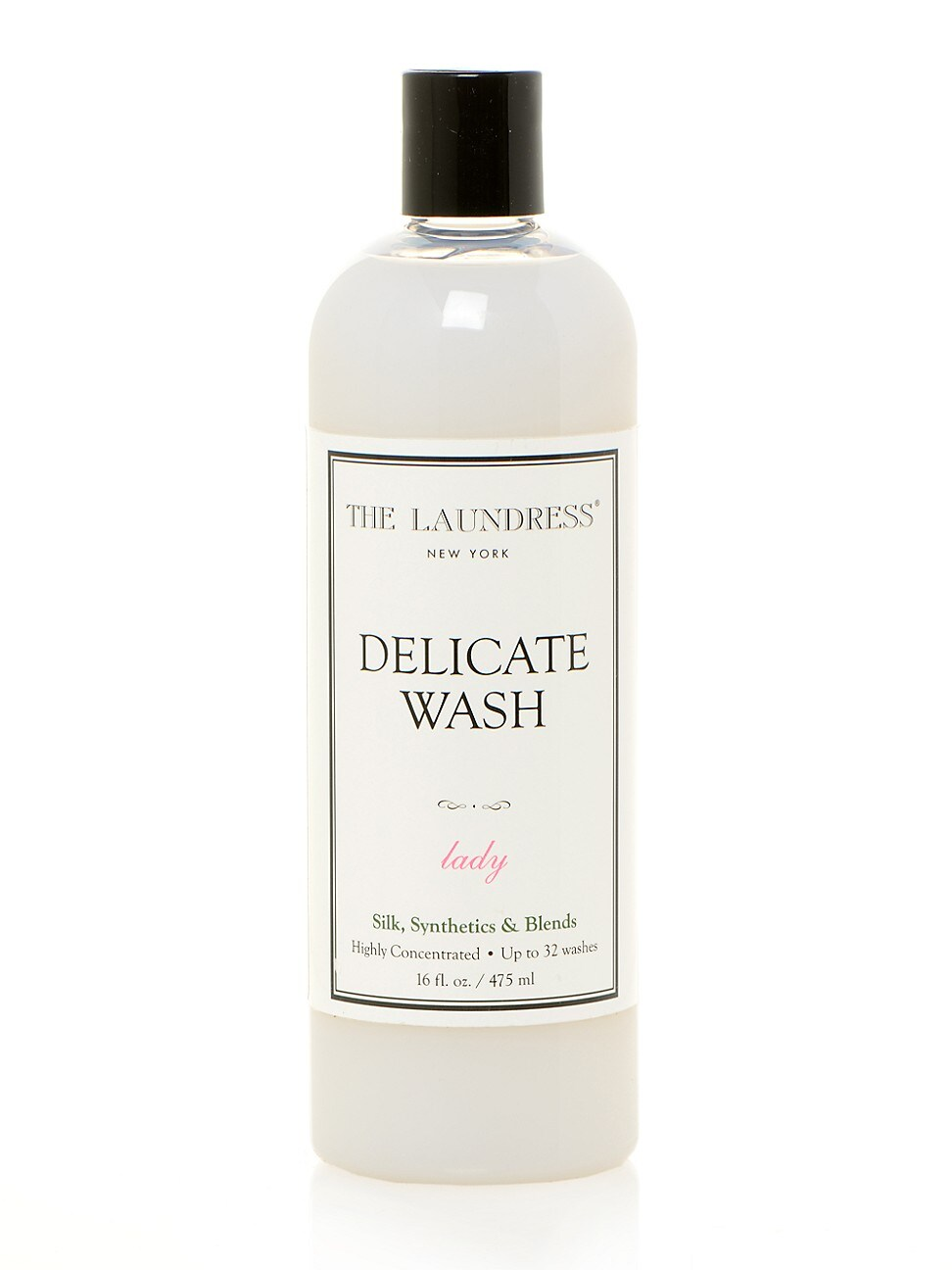 Removes perspiration, body oils, and stains while cleaning and preserving fabrics Scented with amber, bergamot, lavender and musk Plant-derived anionic and nonionic surfactants, stain-fighting and cleaning enzymes (protease, amylase, lipase), mineral-derived cleaning enhancers (sodium gluconate and calcium chloride), essential oils, and fragrance 16 oz. 2.5\\\