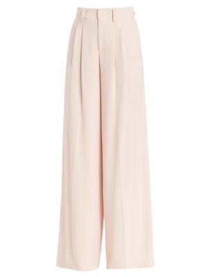 Eloise WIde-Leg Pants plus size,  plus size fashion plus size appare