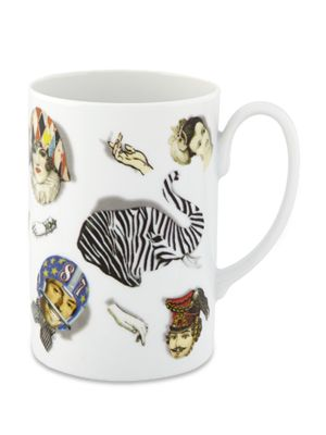 Christian Lacroix By Vista Alegre Love Who You Want Porcelain Mug