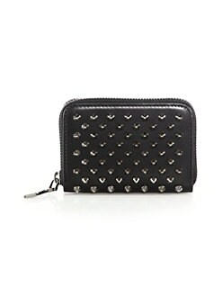 Panettone Spiked Coin Purse BLACK. Product image. QUICKVIEW. Christian  Louboutin