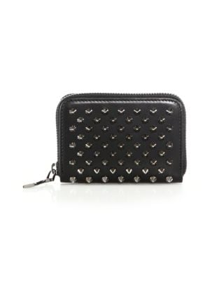 Panettone Spiked Coin Purse by Christian Louboutin