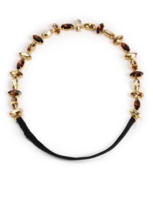 L. Erickson Capri Swarovski Crystal Headwrap