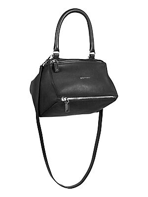 Givenchy - Pandora Medium Leather Shoulder Bag - saks.com f29cf4c467240