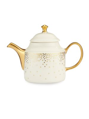 Kelly Wearstler Trousdale Porcelain Tea Pot