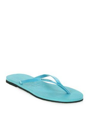 479c8862110b9 Havaianas Slim Metallic Flip-Flops