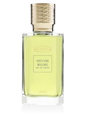 Vetiver Moloko Eau De Parfum by Ex Nihilo