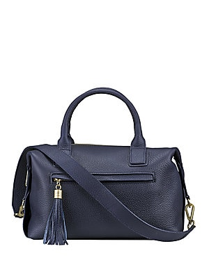 2f845f88c8c2 Tubular Duffle Bag.  398.00 · Gigi New York - Welby Satchel