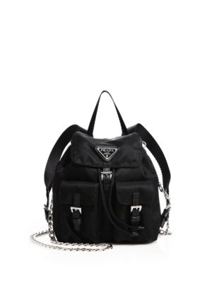 Vela Mini Crossbody Backpack
